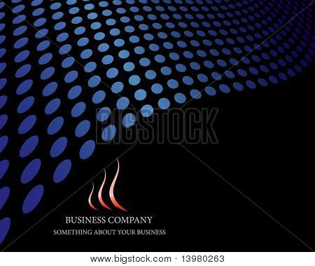 Pattern for use in business company sites