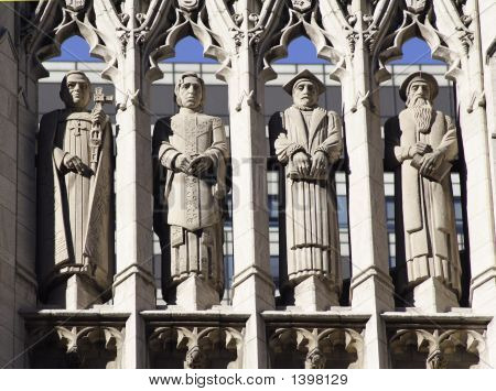 Church Statues 1
