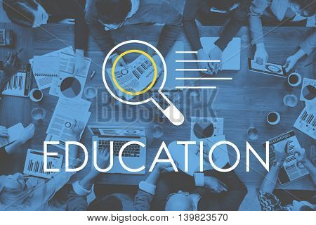 Education Research Results Knowledge Discovery Concept