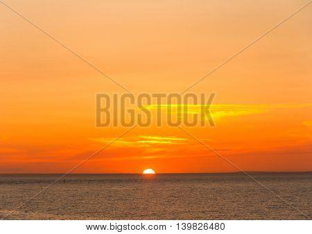 Rising Dawn View
