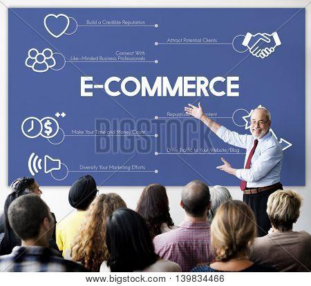 E-commerce Advertisement Data Seminar Concept