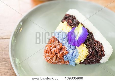 Colorful  Rice