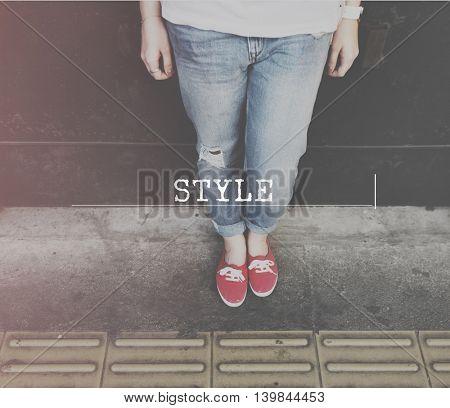 Unique Urban Style Skater Lifestyle Concept