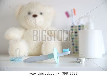 Some Dental hygiene products for children care