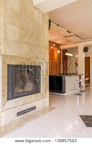 Various Stone Types In Modern House Decor