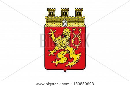 Flag of Altenkirchen is a town in Rhineland-Palatinate Germany