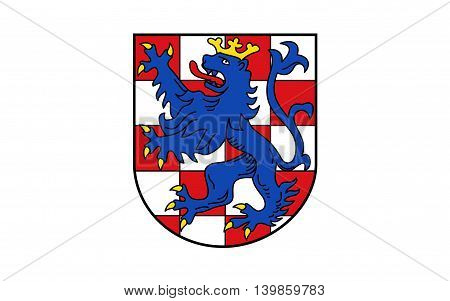 Flag of Birkenfeld is a district (Landkreis) in Rhineland-Palatinate Germany