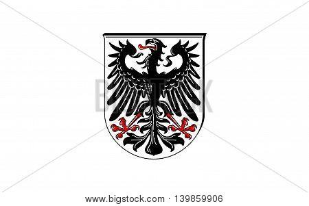Flag of Ingelheim am Rhein is a town in the Mainz-Bingen district in Rhineland-Palatinate Germany