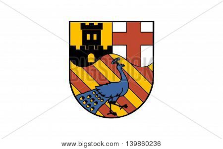 Flag of Neuwied is a town in the north of the German state of Rhineland-Palatinate capital of the District of Neuwied