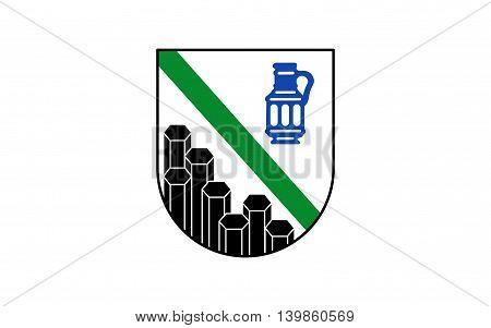 Flag of Westerwaldkreis is a district (Kreis) in the east of Rhineland-Palatinate Germany