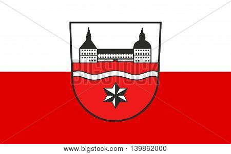 Flag of Gotha is a Kreis (district) in the middle of Thuringia Germany