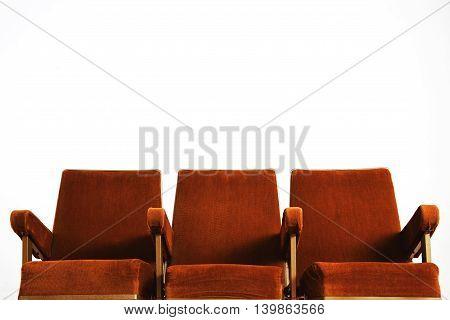 Cinema Seat Row Set