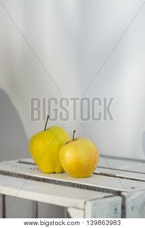 Fruits On The Wood
