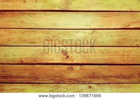 Background with board made of vintage wooden planks