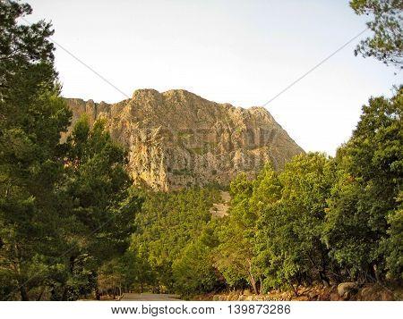 Serra De Tramuntana, Majorca