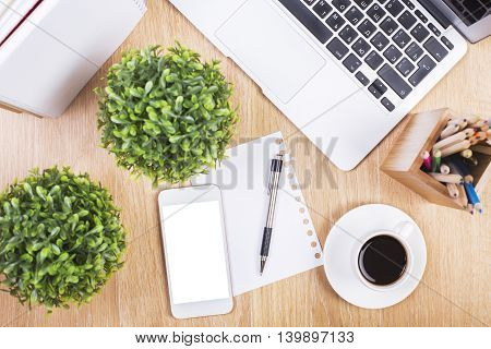 Plants, Technology And Supplies