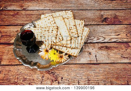 passover jewish matzoh bread holiday matzoth celebration