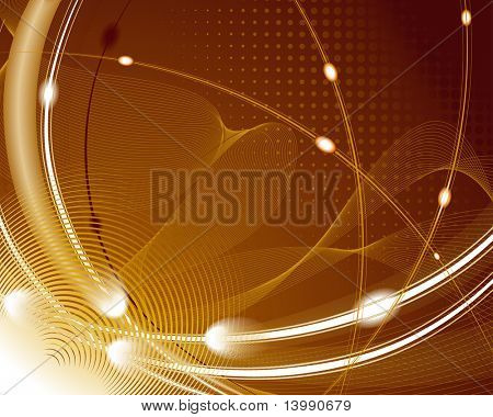 Abstract vector template background for design use