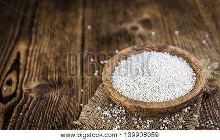 Tapioca Pearls