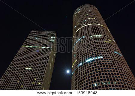 Tel Aviv - the modern symbol of Israel