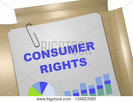 Consumer Rights Concept