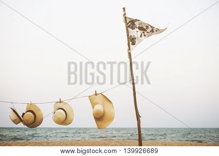 Hanging Hat Beach Coastline Concept