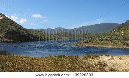Darby River Wilsons Promontory National Park Australia