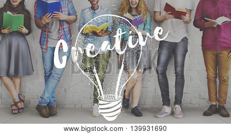 Idea Brainstorm Creative Planning Success Concept