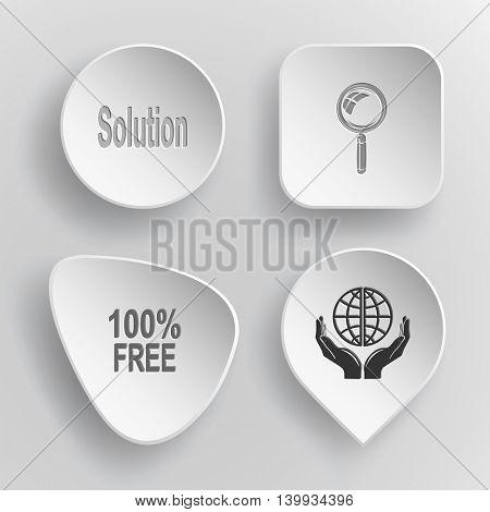 4 images: labels