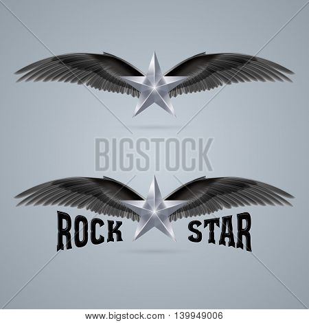 Rock stars soars on the wings of music on the waves