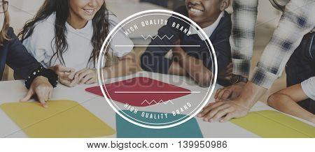 Badges Label Banner Stamp Border Concept