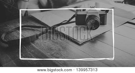 Photograph Equipment Tool Camera Concept