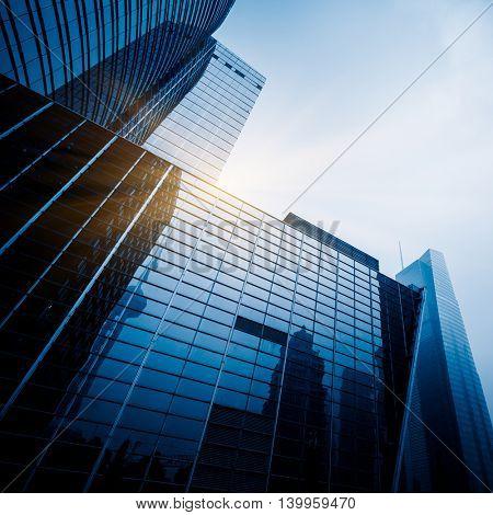 modern building facade exterior