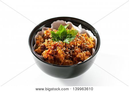 Tori Karaage - Japanese Fried Chicken