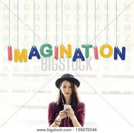 Imagination Creativity Dream Idea Thinking Concept