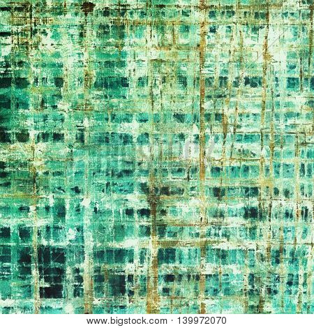 Grunge background for your design, aged shabby texture with different color patterns: yellow (beige); gray; green; blue; cyan; white