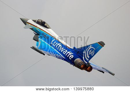 German Luftewaffe Eurofighter