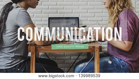 Communication Connection Conversation Message Concept