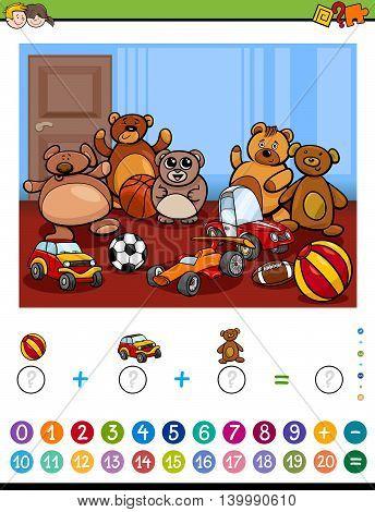 Mathematical Calculating Activity