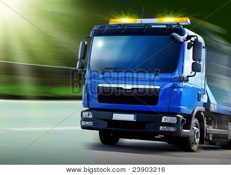 Breakdown Vehicle