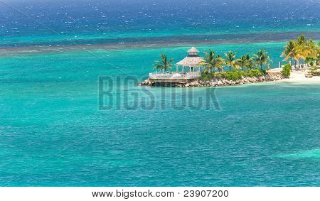 Tropical Island Of Ocho Rios