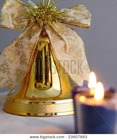 Candles And Bell
