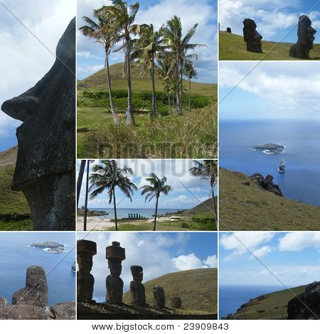 pictures of Easter Island