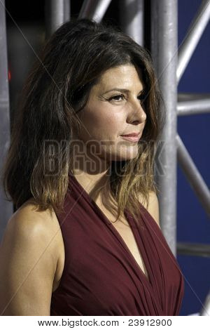LOS ANGELES - SEPT 27:  Marisa Tomei arriving at  the