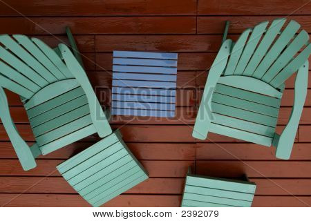Wet Deck Chairs