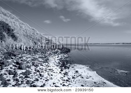 Erosion Protection In Irelands Winter