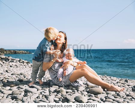 Family Holiday On Tenerife Spain