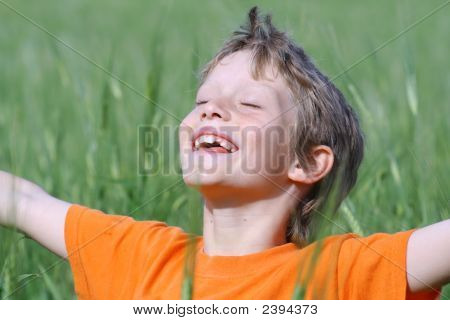Happy Smiling Child