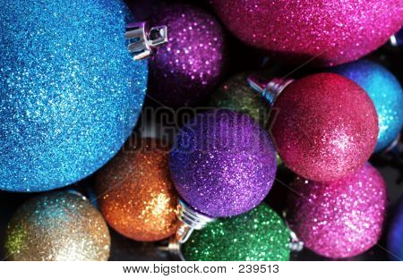 Baubles And More Baubles
