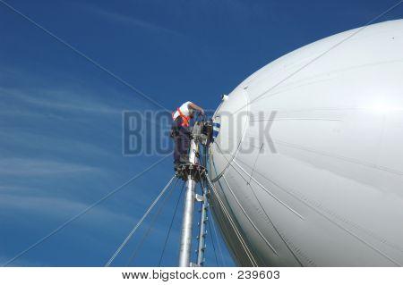 Zeppelin claro para ir